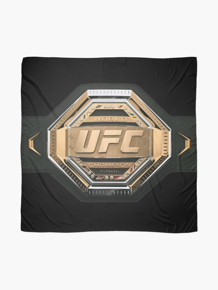 Mixed Martial Arts Fighter Champion Belt Scarf By Under Thetable Mixed Martial Arts Martial Arts Martial