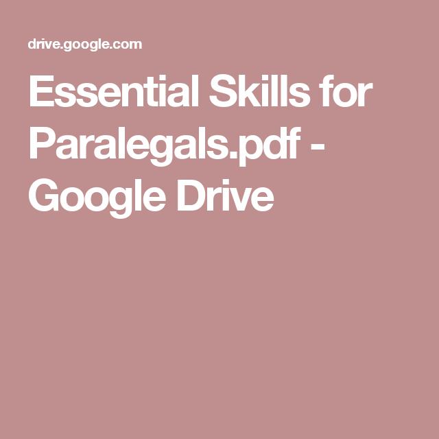 Paralegal Career For Dummies Pdf