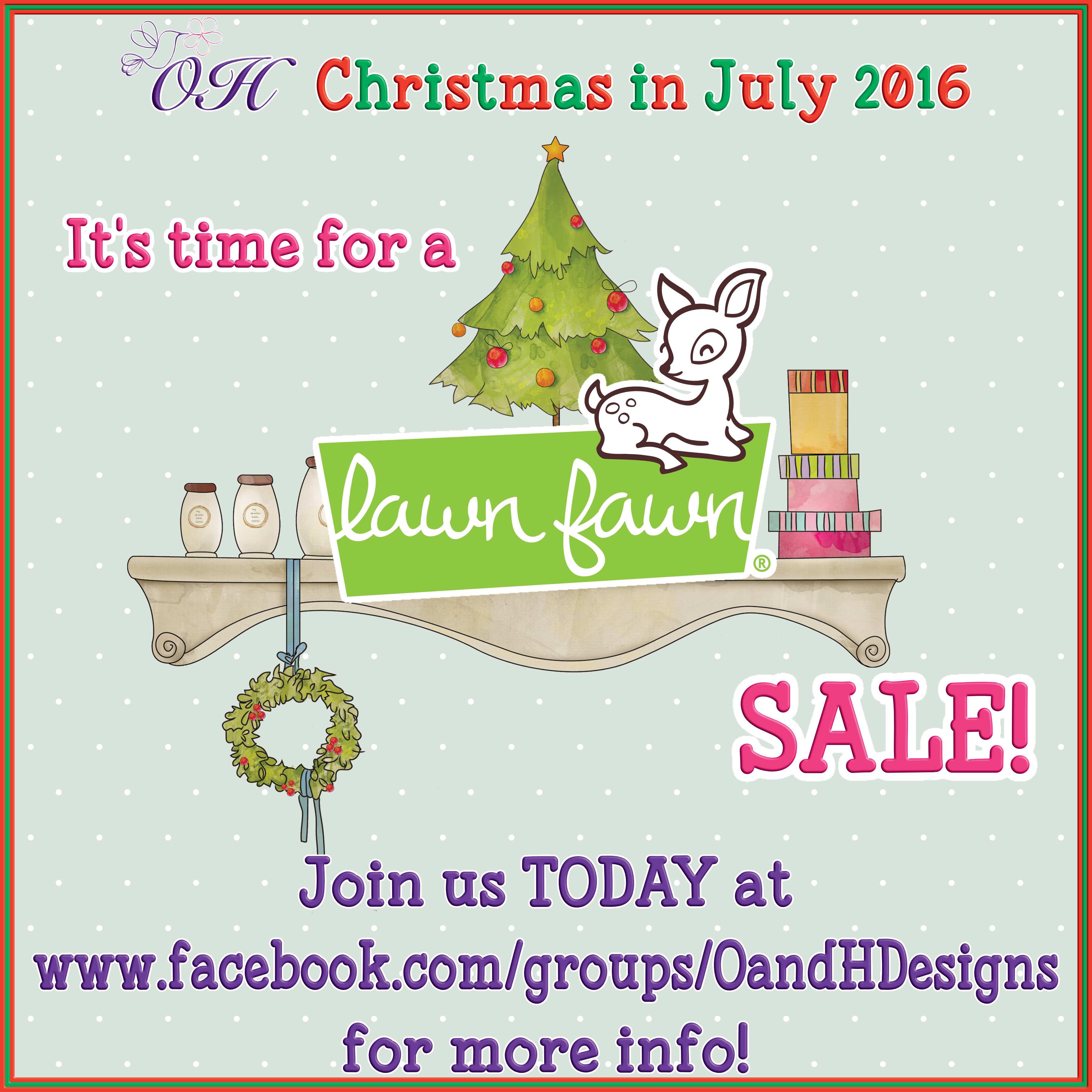 Join us at Facebook.com/groups/oandhdesigns for sale details! #oandhdesigns #lawnfawn #planner #planneraddict #plannercommunity #plannerlove #scrapbooking #stamps #clearstamps #rubberstamp #inkpad #stationery #stationeryaddict #stationerylove