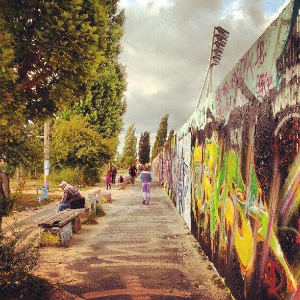 Gedenkstatte Berliner Mauer Berlin Wall Memorial Berlin Wall West Berlin Berlin