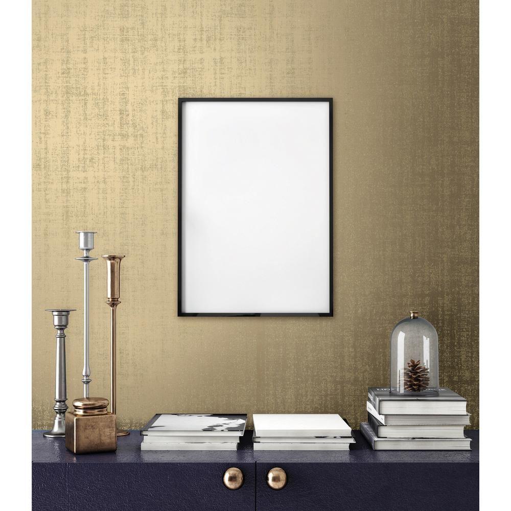 Nuwallpaper 30 8 Sq Ft Ramie Linen Peel And Stick Wallpaper Peel And Stick Wallpaper Home Decor Home Wallpaper