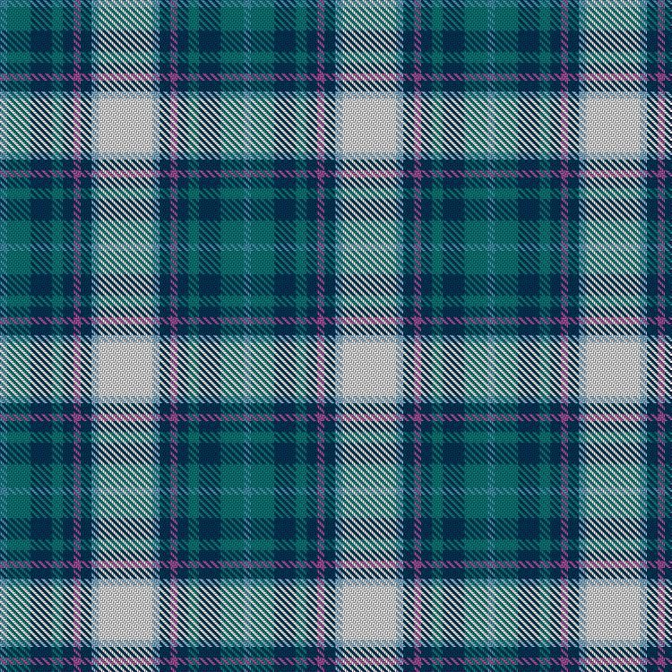 Sound of Iona Tartan, designed by Fiona Whitson Printing