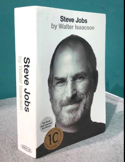 Steve Jobs Walter Isaacson Steve Jobs Walter Isaacson Steve Jobs Book Genres