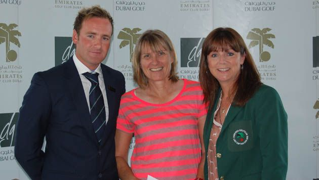 UAE Golf: Thompson and Richardson win the Ladies Greensomes at the Emirates Golf Club | UAE Golf News