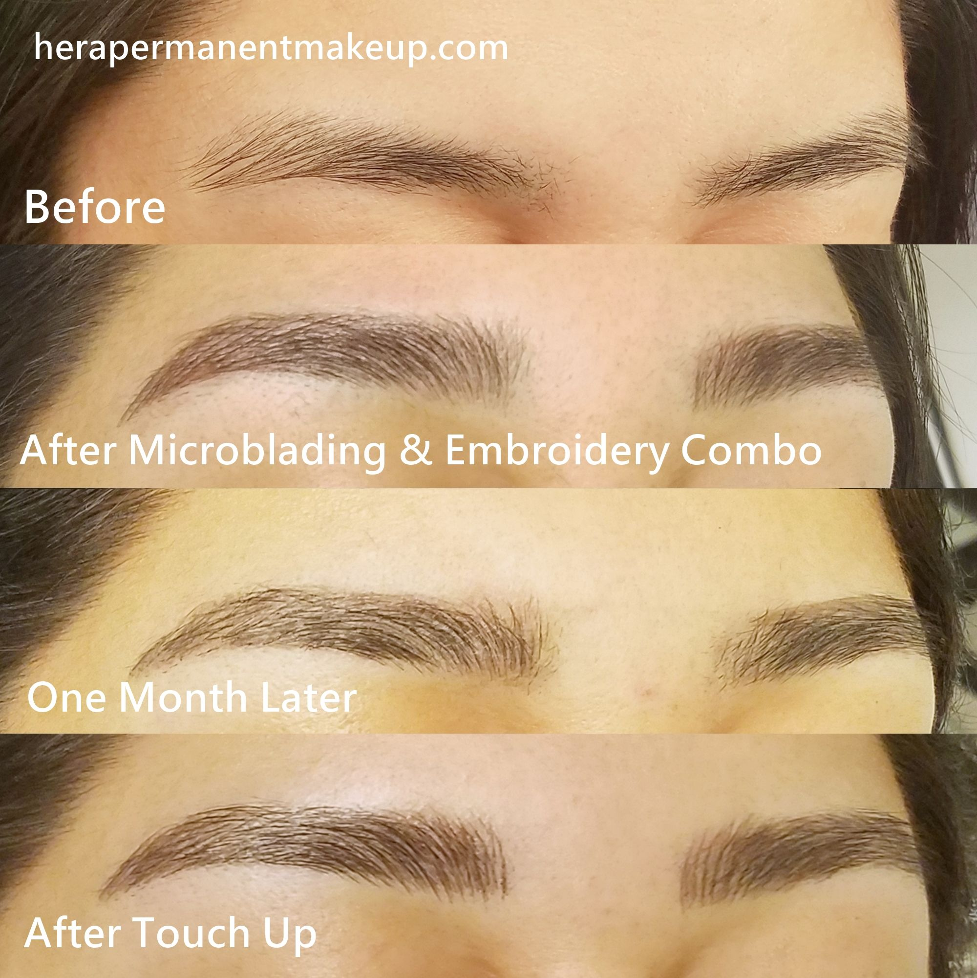 Pin by Hera Permanent Makeup on Eyebrow Microblading