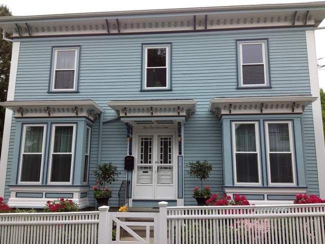 Home Profile Two Centuries Converge Exterior Trim Home Outdoor Decor