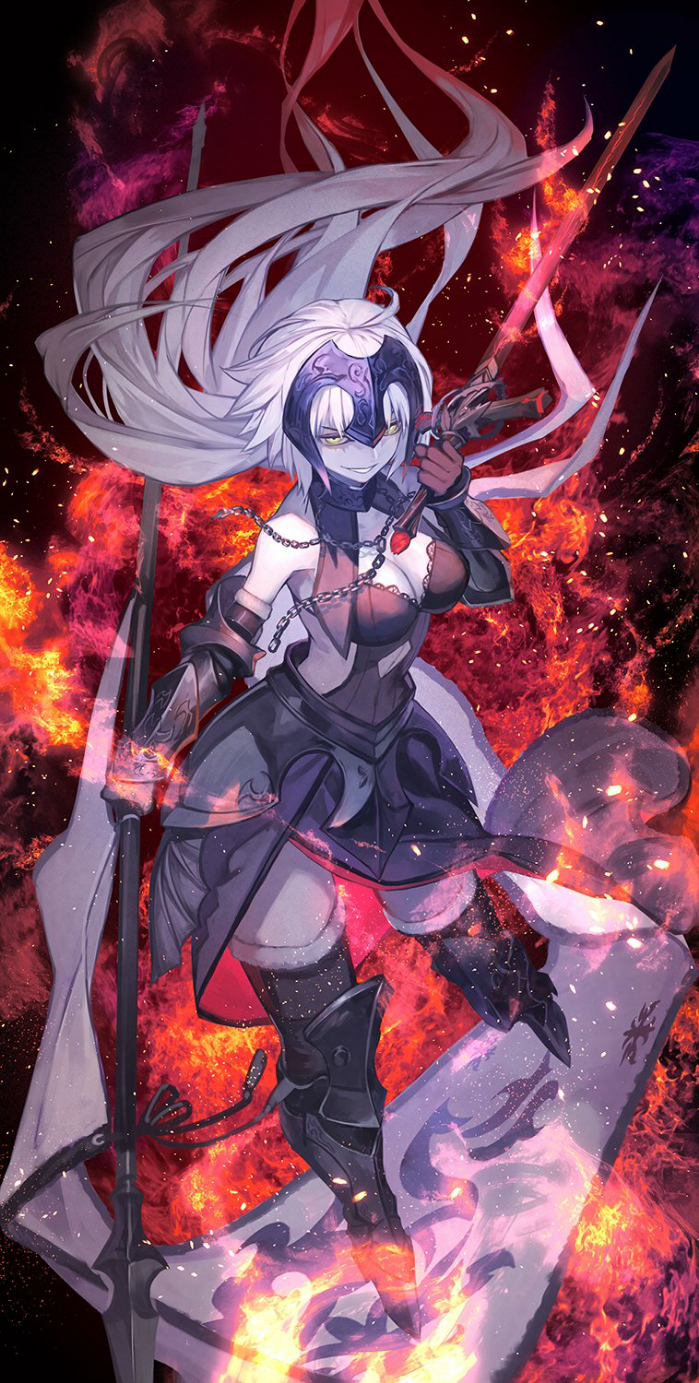 Lack On Twitter In 2020 Anime Joan Of Arc Fate Fate Anime Series