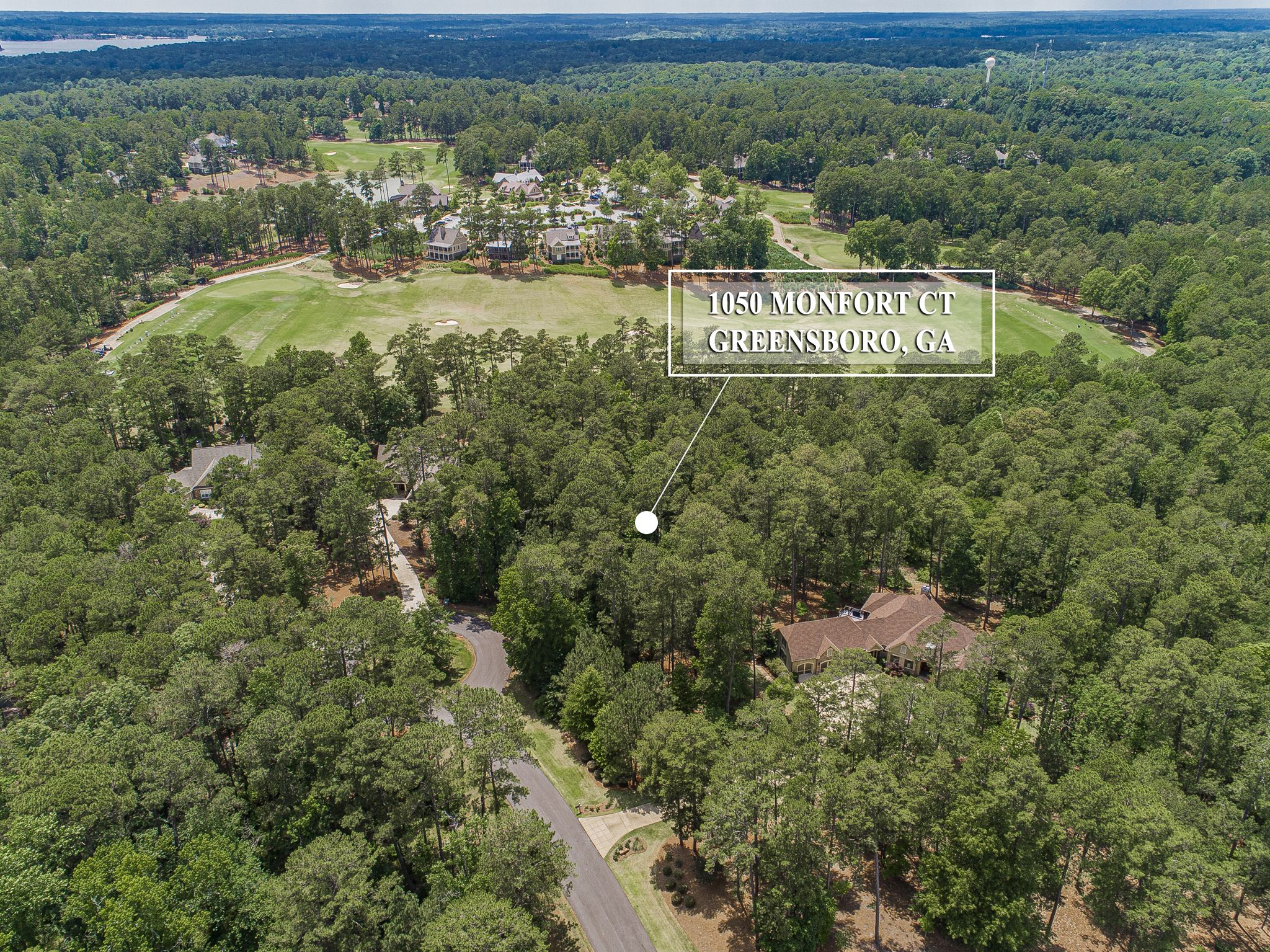 Perfect lot at Reynolds Lake Oconee to build your dream