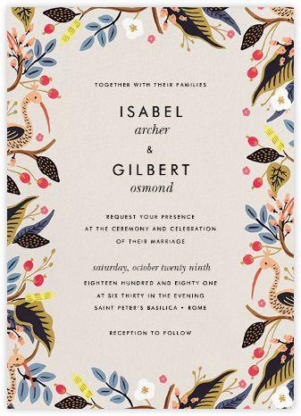 Egret Garden Save The Date Paperless Post Ukrainian Wedding