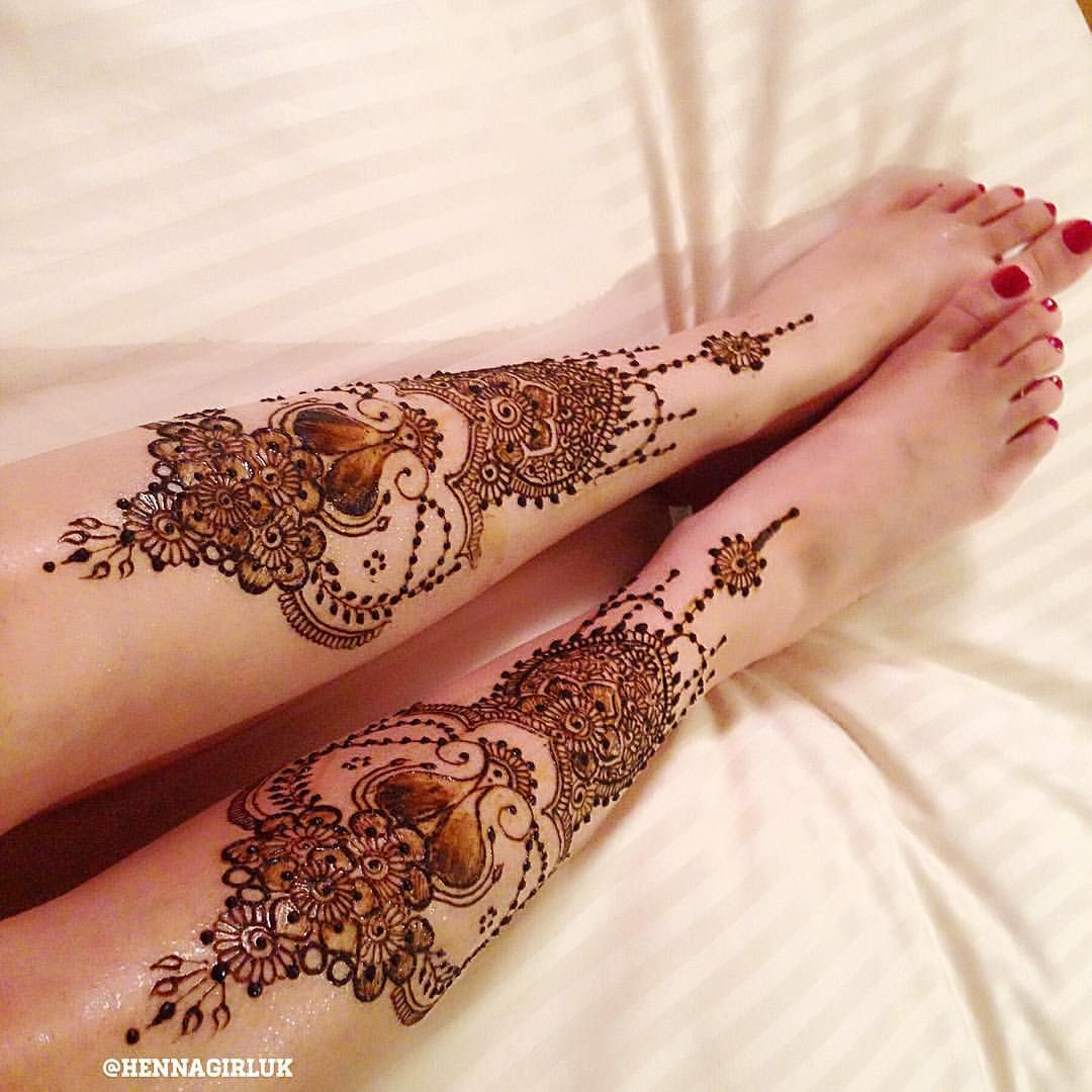 """Henna Girl UK on Instagram """"Here you go! Took a snap just"""