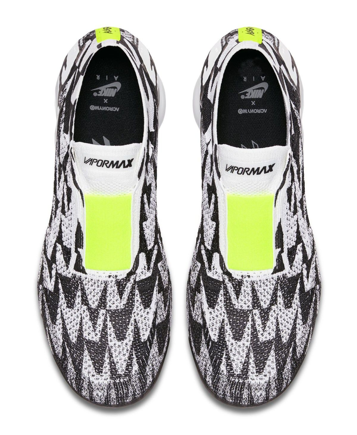 watch 0724f c994a Nike Air VaporMax Flyknit Moc 2 Acronym AMD - EU Kicks  Sneaker Magazine