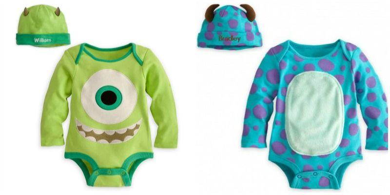 {Obsessed!} Disney Baby Monsters Line