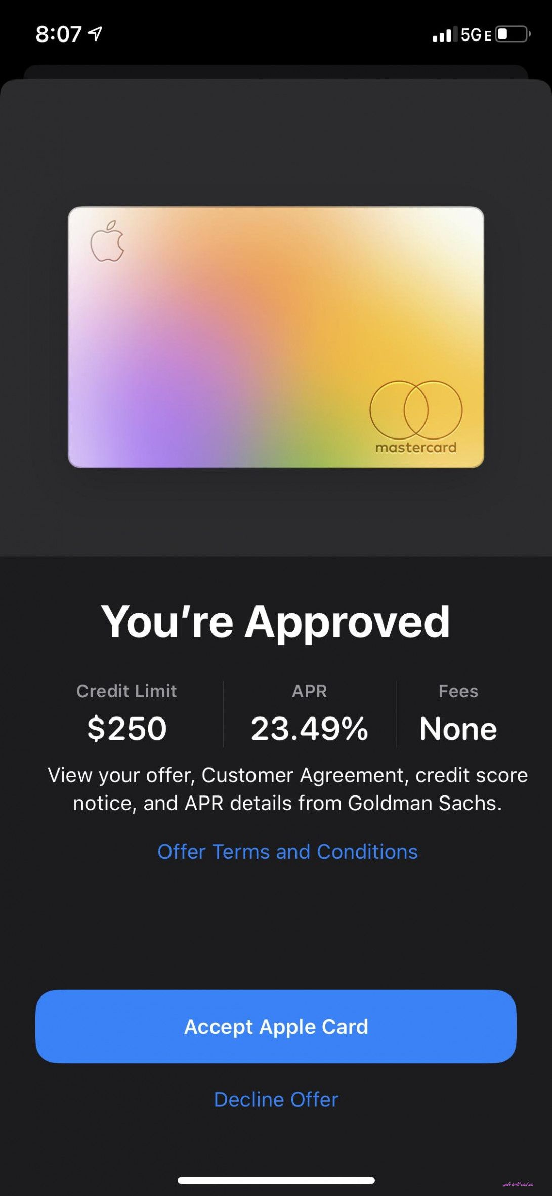 13 Common Misconceptions About Apple Credit Card Apr  apple credit