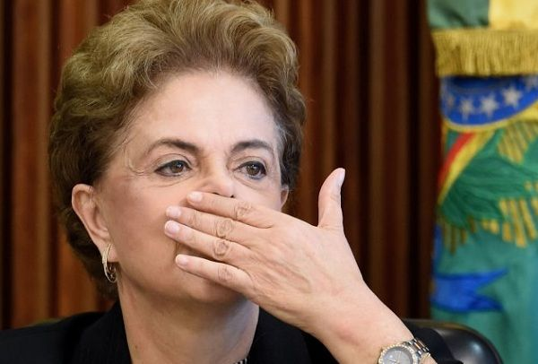 En la recta final juicio de Dilma Rousseff