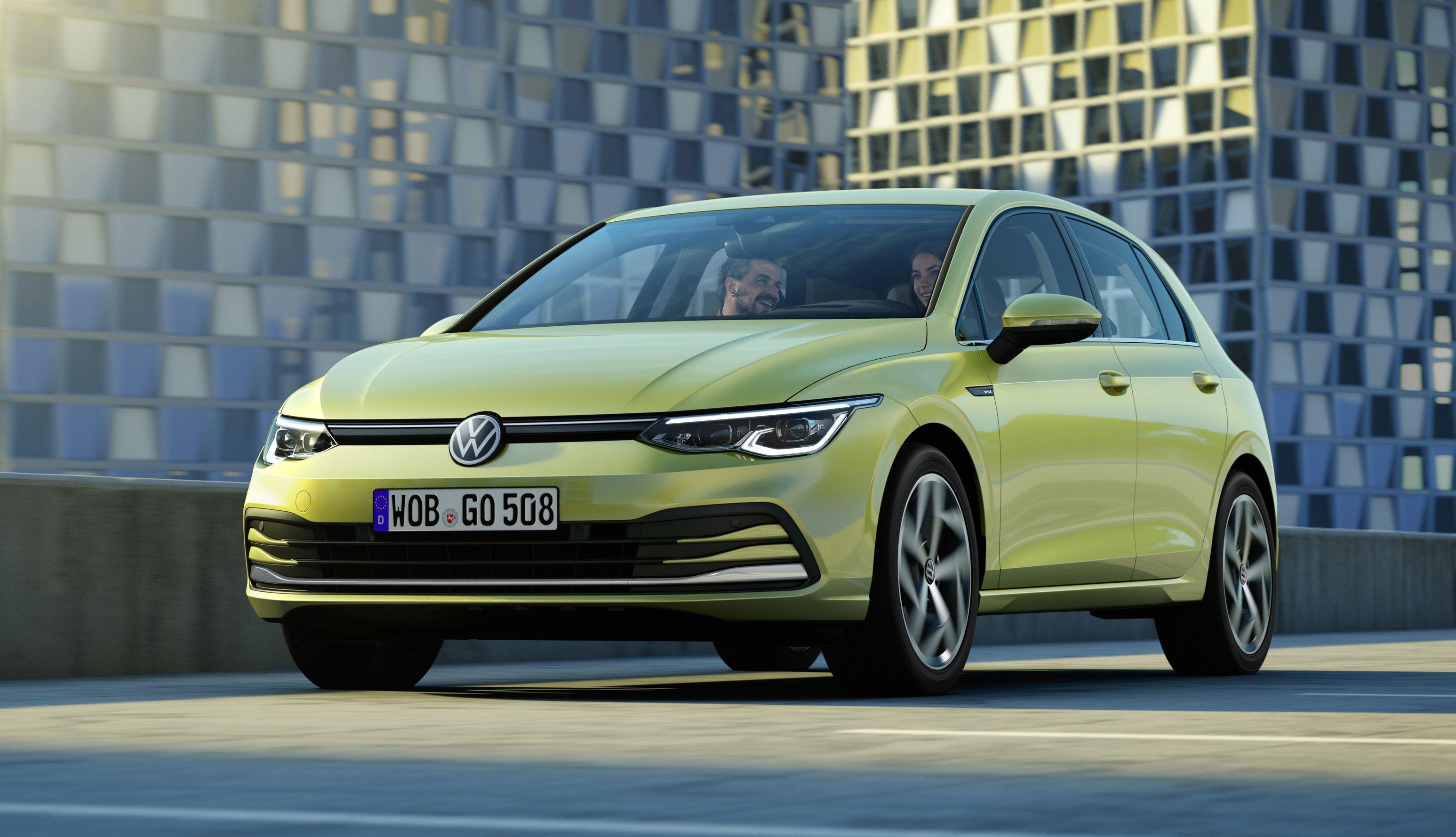 The Best Tech Features In The Volkswagen Golf Mk8 With Images Volkswagen Golf Volkswagen Volkswagen Passat
