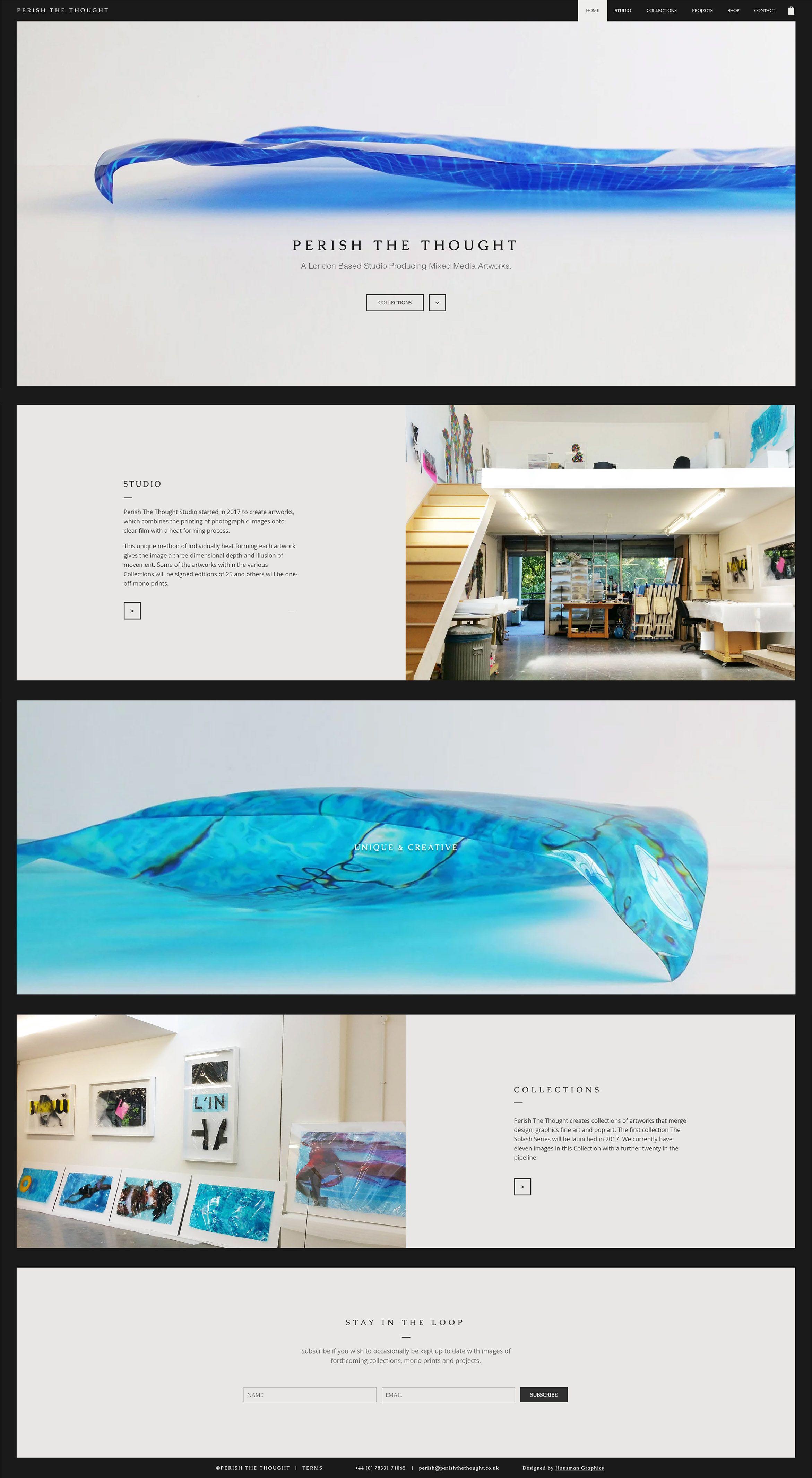 Website Design On The Wix Platform Web Design Studio Website Design Wix Website Design