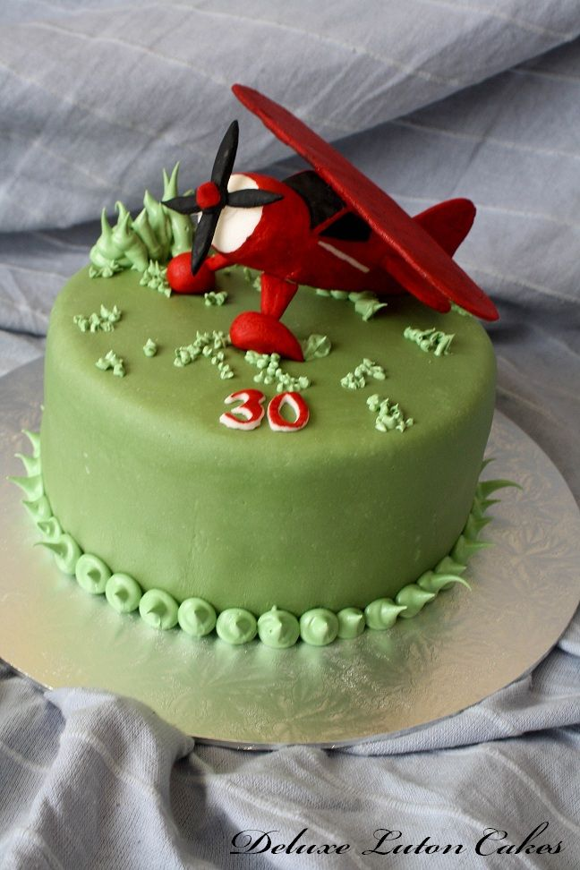 Airplane Cake Cake Pinterest Cake Birthday cakes and Torte cake