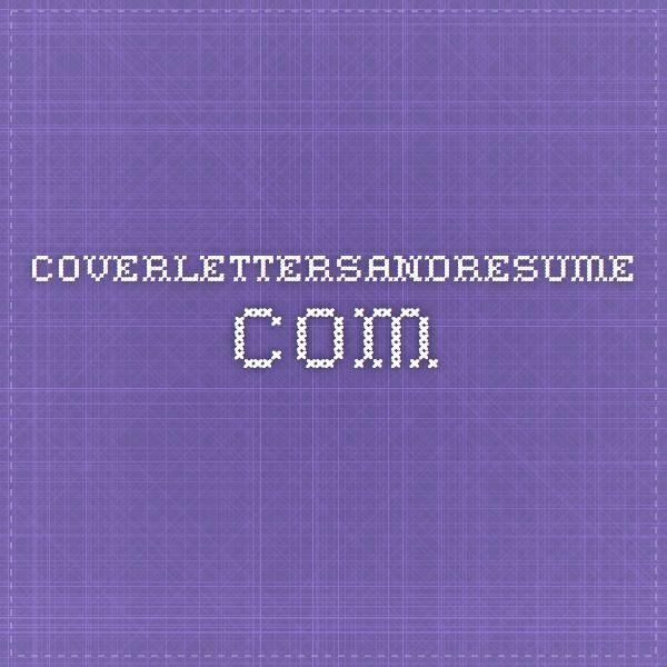 coverlettersandresume.com