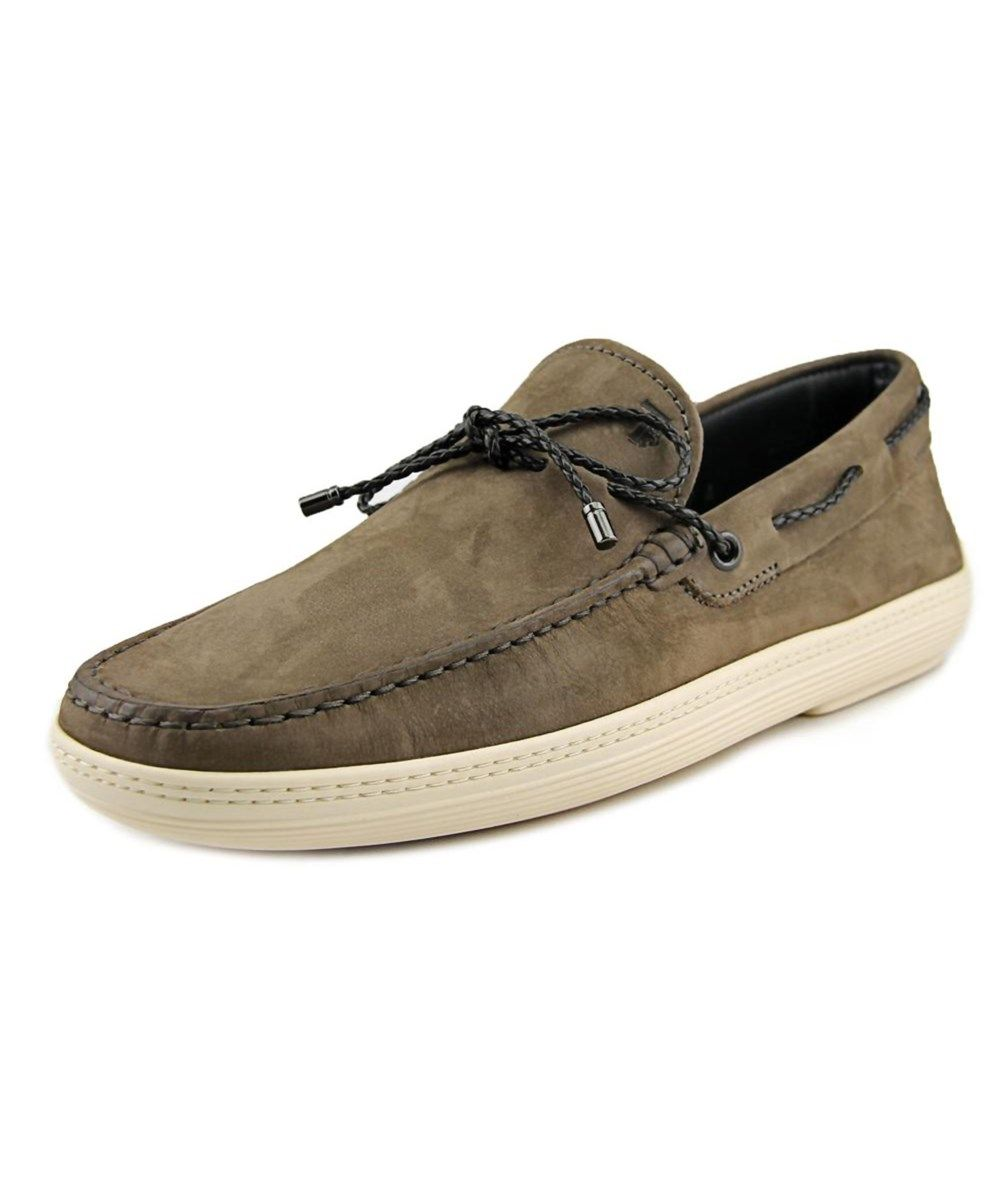 Tod's Square-Toe Suede Loafers clearance tumblr IZ10vLwY