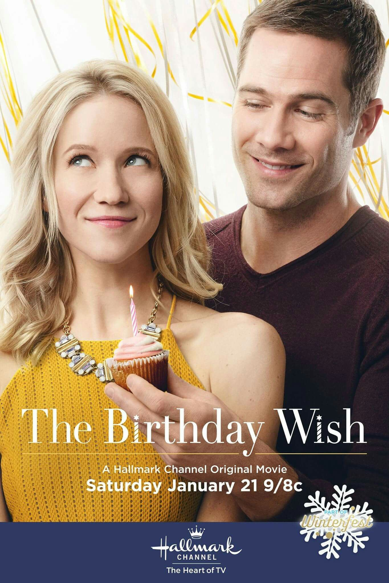 The Birthday Wish (2017) | Movies! in 2019 | Hallmark christmas