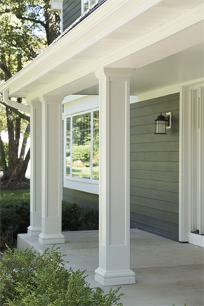 James Hardie Design Ideas Photo Showcase Front Porch