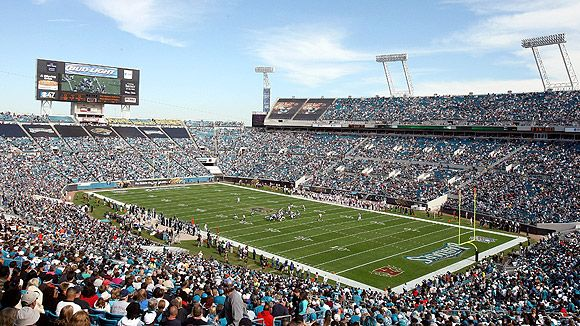 EverBank Field Seating Chart, Pictures, Directions, And History   Jacksonville  Jaguars   ESPN