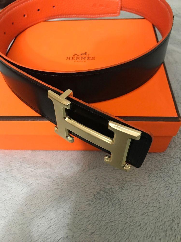 95cm HERMES belt H Logo Buckle Constance 32mm Reversible