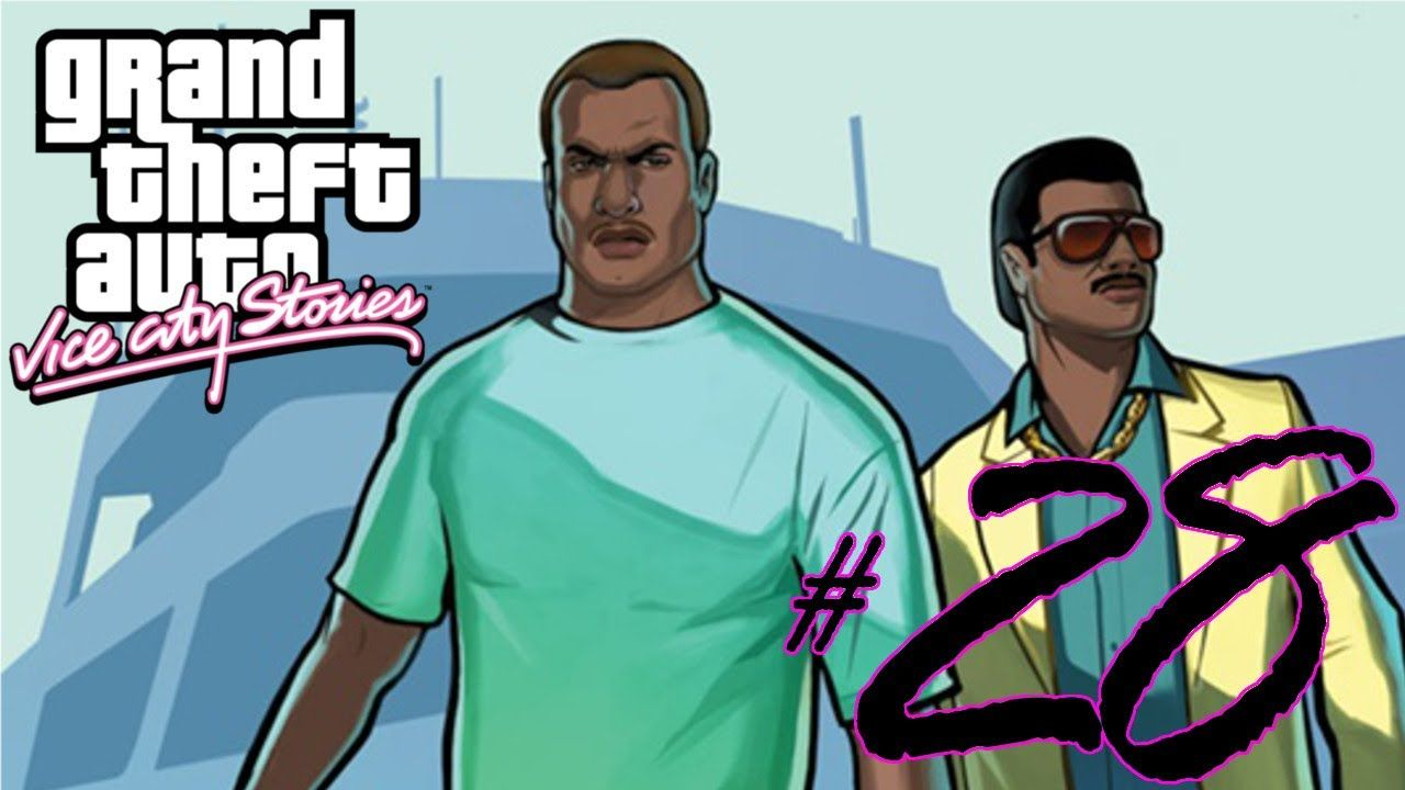 Grand Theft Auto Vice City Stories Ps2 Part 28 Unfriendly Competition Grand Theft Auto In The Air Tonight Grands