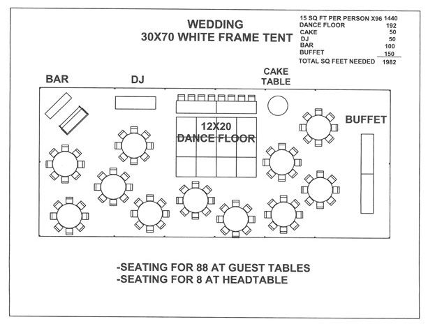 Attractive Wedding Floor Plan Template Ideas About Reception Layout
