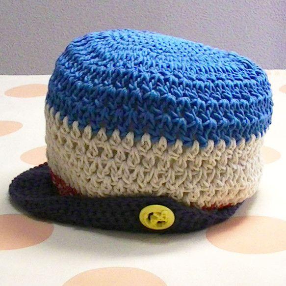 世界にたったひとつのおしゃれ帽子。さわやかなマリンテイストのキャスケットです。カラー:ブルーサイズ:フリーサイズ(おとな)素材:綿100%|ハンドメイド、手作り、手仕事品の通販・販売・購入ならCreema。