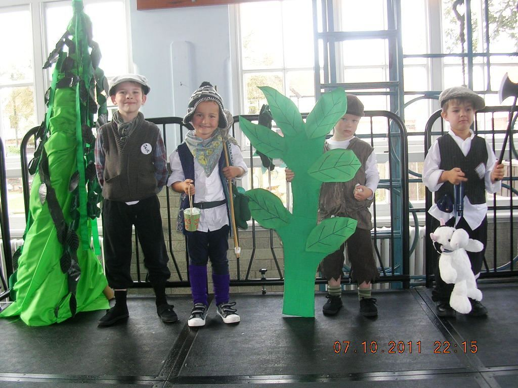 Jack And The Beanstalk Book Week
