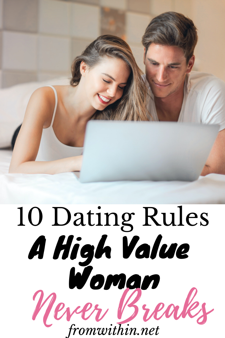 10 Rules high value women never violate in dating | High