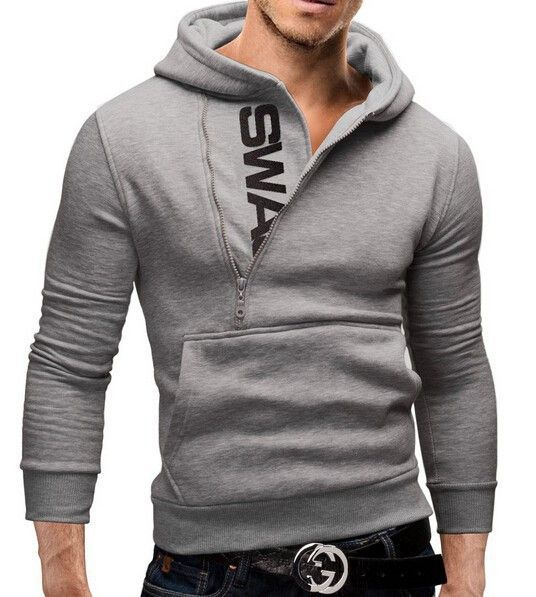 Introducing the SWAG zipper hoodie. It seems that in the past few years  swag is