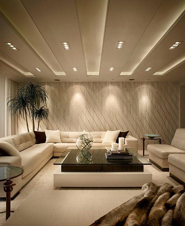 Innendesign Ideen Was macht den Raum entspannter - Wohnraum