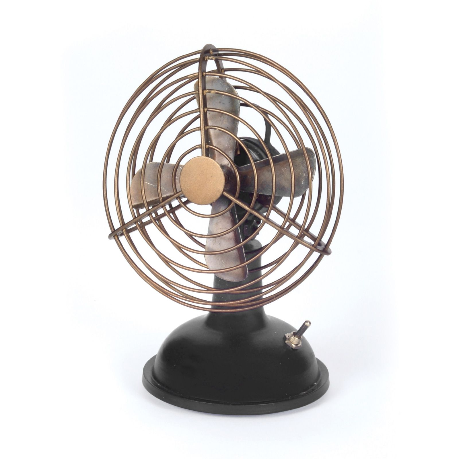 Not A Bad Little Vintage Looking Table Fan Maybe 1930s