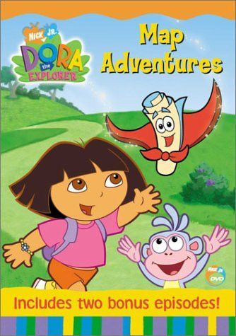 Dora the Explorer - Map Adventures | Products | Pinterest | Products