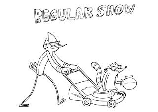 14 Regular Show Ideas Regular Show Coloring Pages Shows