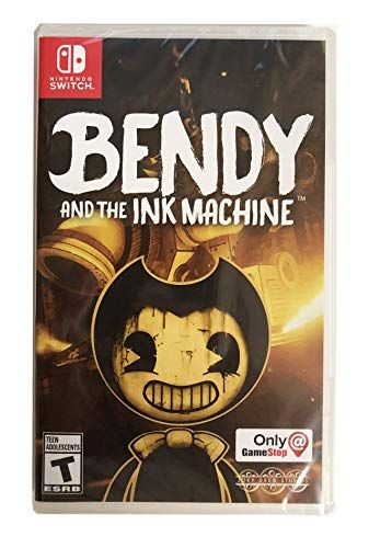 Bendy Nintendo Switch Game Bendy The Ink Machine Ps4 Games