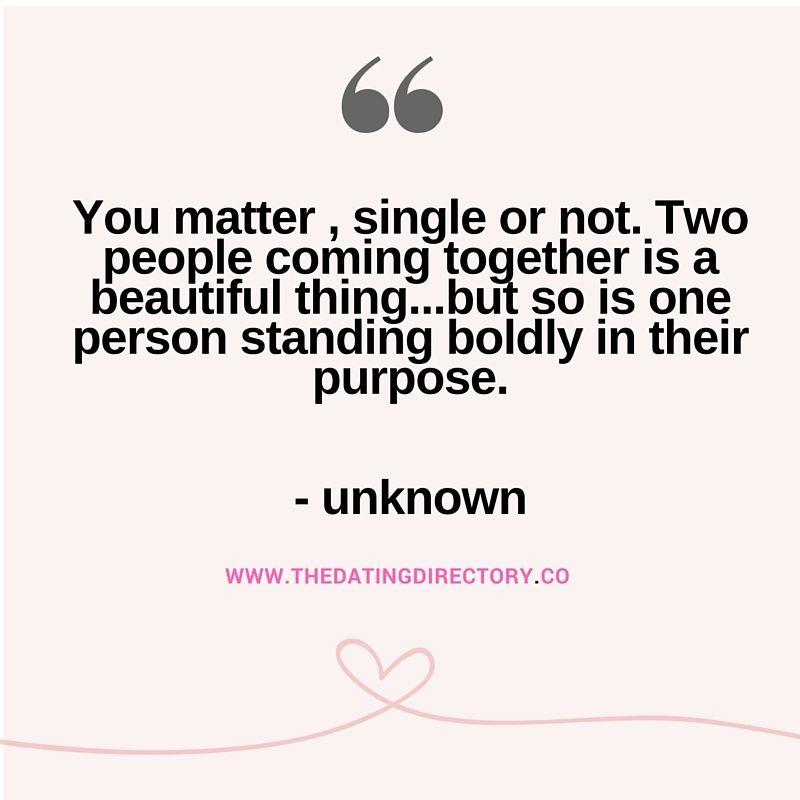 dating purpose