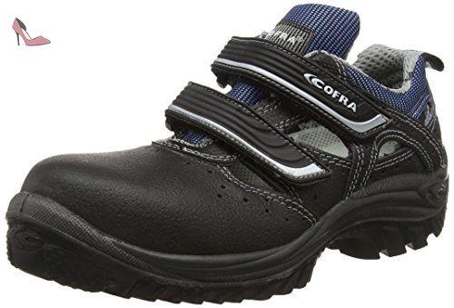 Cofra JV018-000.W39 New Phantom S3 SRC Chaussures de sécurité Taille 39 Noir 3qQ0xD9OF
