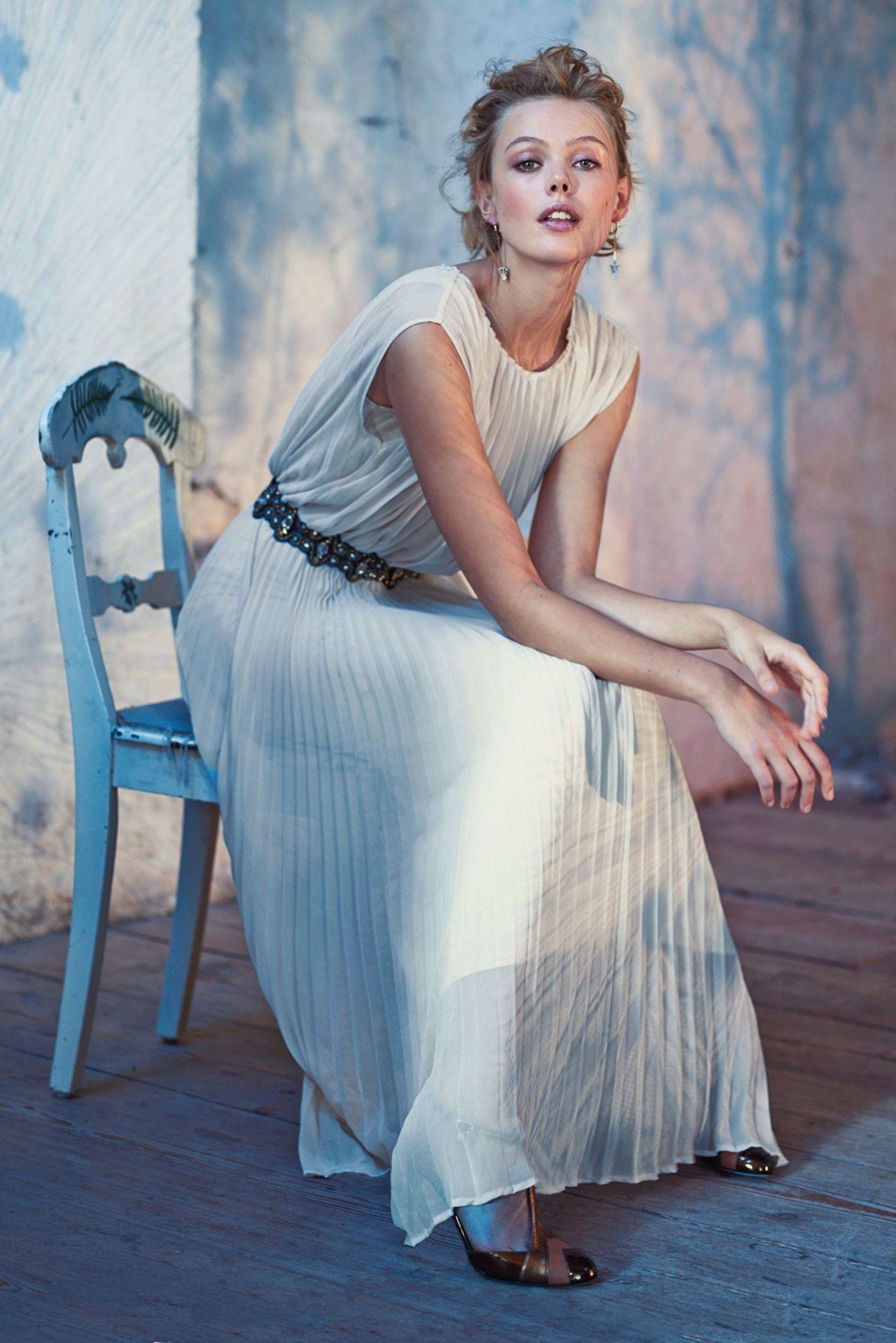 7f3ecd1e4c7d Anthropologie Fall 2014 Frida Gustavsson | Frida | Fashion dresses ...