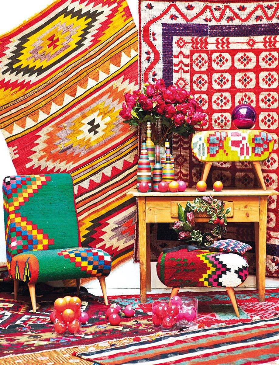 De Turqu A Marruecos O Las Alpujarras Alfombras Y Telas