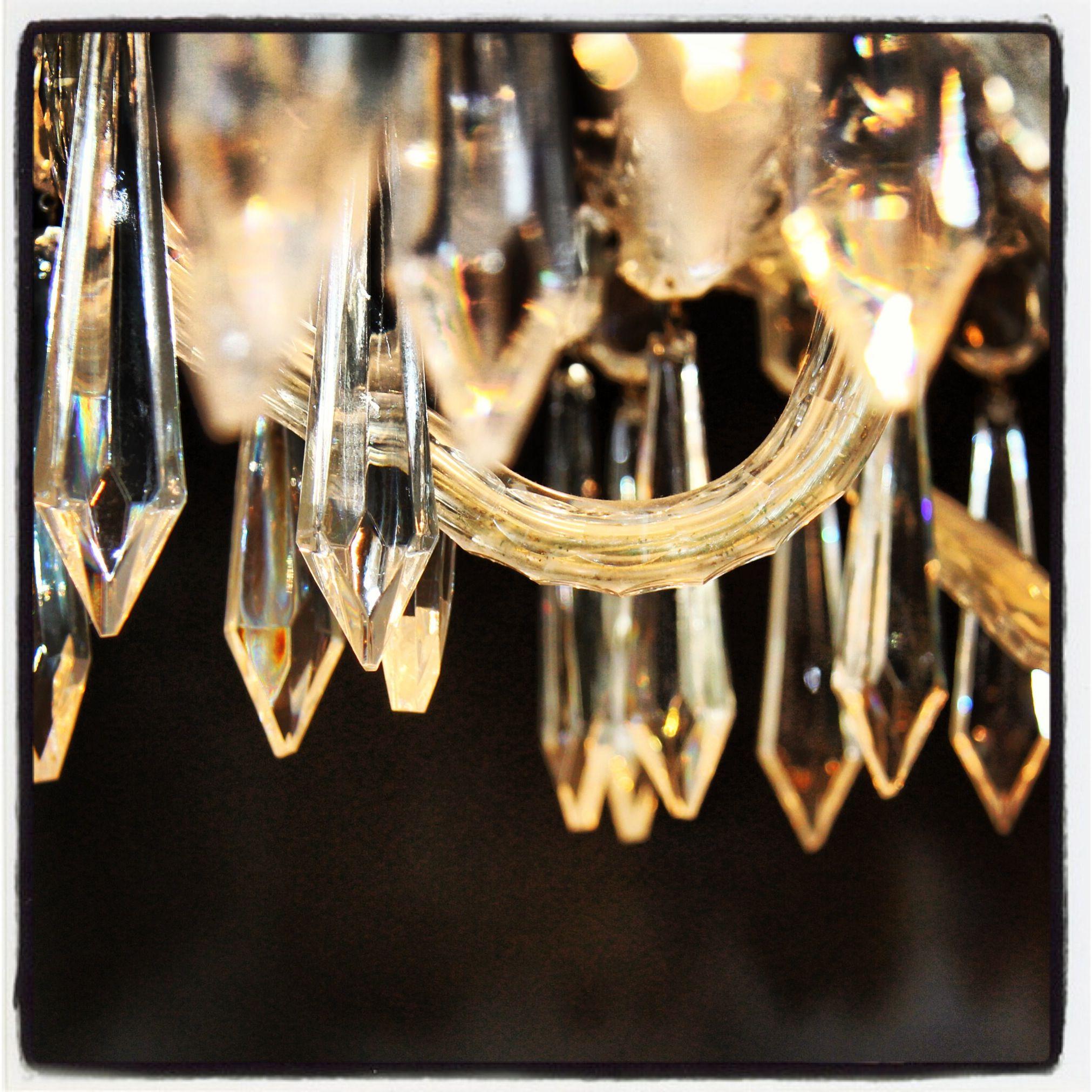 Waterford chandelier Waterford Principles
