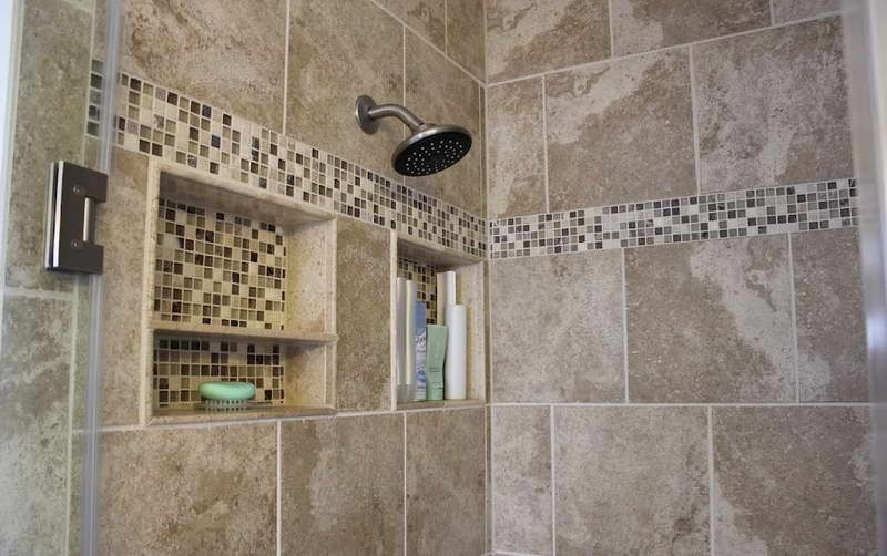 1000 ideas about shower tile designs on pinterest shower tiles bathroom - Bath Shower Tile Design Ideas
