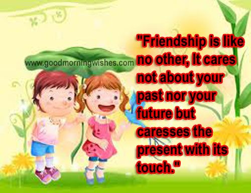 Nice Friendship Day Messages - Wishes - Quotes- Pictures - Images