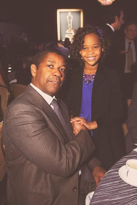Q And Denzel Denzel Washington American Children Actors Actresses