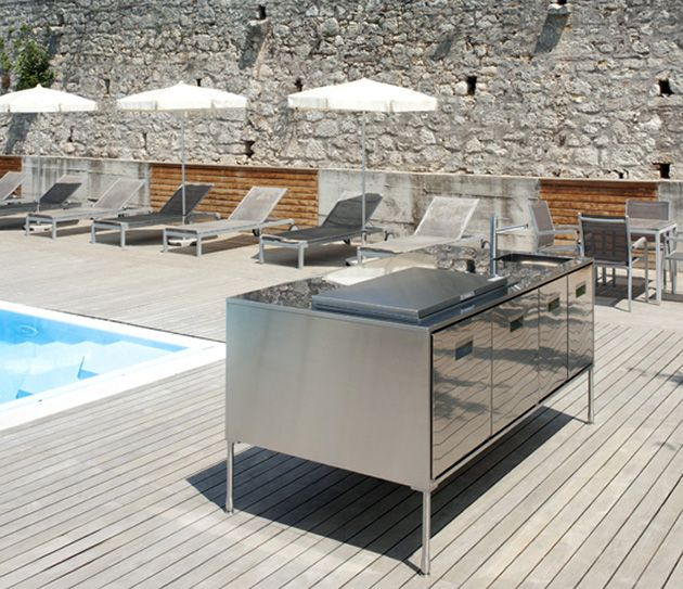 Spa And Outdoor Kitchen Design Ideas on backyard spa, outdoor swimming pool with spa, small garden spa,