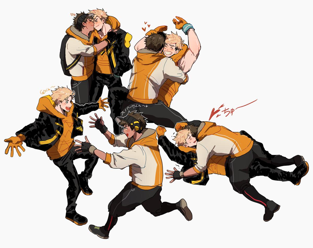 endy ax i42 on pokémon trainers and anime