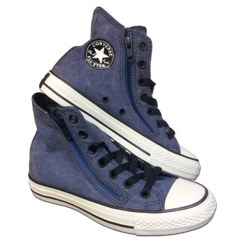 ba63be0f6b02 Converse Unisex All Star Double Zip Hi (9.5 D(M) US Men11.