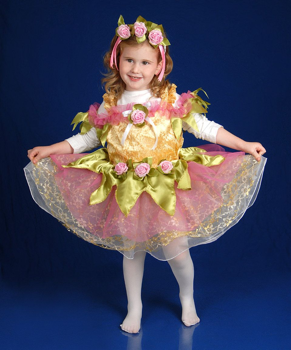 Another great find on #zulily! Pink Ballerina Dress-Up Set ...